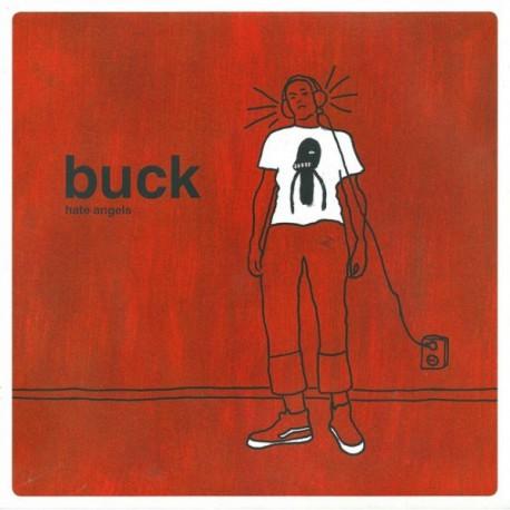 BUCK - Hate Angels 7''