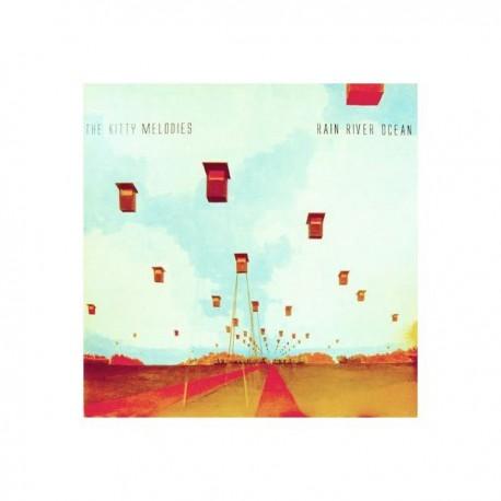KITTY MELODIES, THE / RAIN RIVER OCEAN - split LP